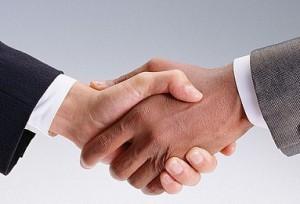 предложение делового партнера