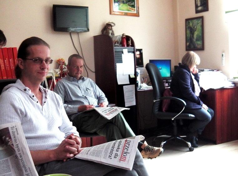 Польша, журналисты