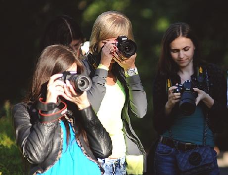 Чтобы фотографировать, надо… фотографировать! О практике